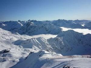 Ferienz.Alpen im Winter-W620